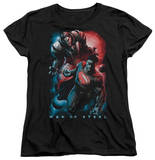 Womans: Man of Steel - Sons of Krypton T-shirts