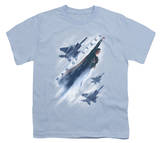 Youth: Man of Steel - Air Superiority T-shirts