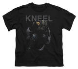 Youth: Man of Steel - Kneel T-Shirt