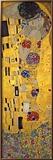 Le Baiser, vers 1907, détail Art par Gustav Klimt