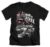 Youth: Man of Steel - Scratchy Steel Shirts