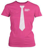 Womens: This is my Church Shirt Pink Shirt