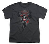 Youth: Man of Steel - MoS Distressed T-shirts