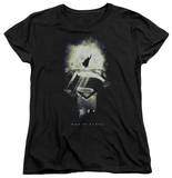 Womans: Man of Steel - Space Glow Shirts