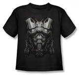 Youth: Man of Steel - Zod Armor T-shirts