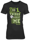Juniors: Soccer- I Can Do All Shirts