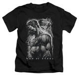 Youth: Man of Steel - Steel Rain T-shirts