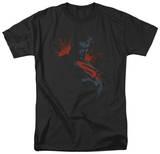 Man of Steel - Splatter Scowl T-Shirt