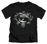 Youth: Man of Steel - Skulls And Symbols T Shirts
