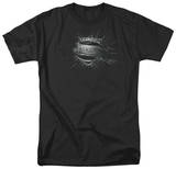 Man of Steel - MoS Shield Burst (slim fit) T-shirts