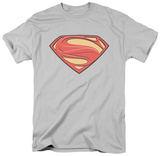 Man of Steel - New Solid Shield Shirt