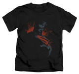 Youth: Man of Steel - Splatter Scowl T-Shirt