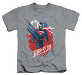 Youth: Man of Steel - American Man T-Shirt