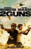 2 Guns - Double Sided Movie Poster Photo