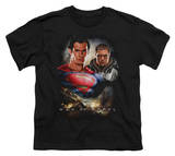 Youth: Man of Steel - Kal El And Zod Shirt