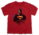 Youth: Man of Steel - Bust T-Shirt