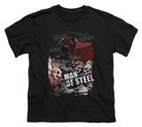 Youth: Man of Steel - Saviour T-shirts