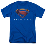 Man of Steel - MoS New Logo (slim fit) T-shirts