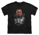 Youth: Man of Steel - Zod Bust Shirts