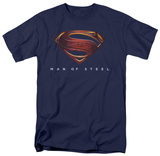Man of Steel - MoS New Logo T-shirts