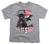 Youth: Man of Steel - Good Vs Evil T-shirts