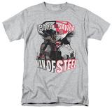 Man of Steel - Good Vs Evil T-shirts