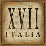 Italia Prints by Oliver Jefferies