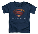 Toddler: Man of Steel - MoS New Logo T-shirts