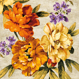 Brilliant Bloom I Prints by Pamela Davis
