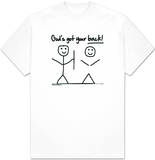 Got Your Back Shirts