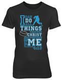 Juniors: Hockey- I Can Do All Shirt