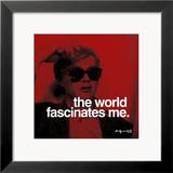 The World Posters by Warhol Andy