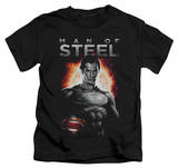 Youth: Man of Steel - Steel T-shirts