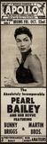 Apollo Theatre Newspaper Ad: Pearl Bailey and Her Revue, Bunny Briggs, and Martin Brothers; 1965 Kunstdrucke