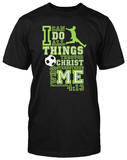 Soccer- I Can Do All T-Shirt