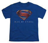 Youth: Man of Steel - MoS New Logo T-shirts