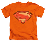 Youth: Man of Steel - New Solid Shield Shirts