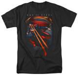 Man of Steel - Symbolic Superman T-shirts