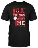 Baseball- I Can Do All T-shirts