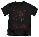 Youth: Man of Steel - Super Skulls T-Shirt