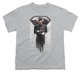 Youth: Man of Steel - Zod Glyphs T-shirts