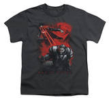 Youth: Man of Steel - Fire Fight T-shirts