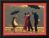 The Singing Butler Posters by Vettriano Jack