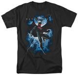 Man of Steel - Steel Lightning T-Shirt