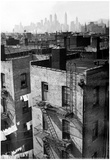 New York City Buildings Laundry 1939 Archival Photo Poster Posters