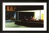 Nachtschwärmer, ca. 1942 Poster von Edward Hopper