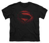 Youth: Man of Steel - Super Spray Camisetas