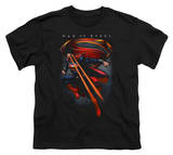 Youth: Man of Steel - Symbolic Superman Shirts