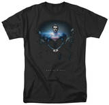 Man of Steel - Handcuffed Poster (slim fit) Shirt
