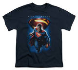 Youth: Man of Steel - Superman & Symbol T-shirts